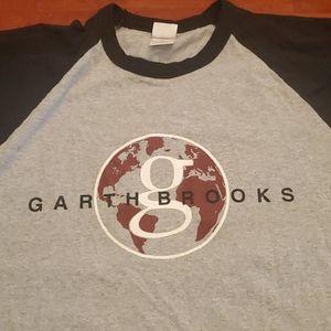 Garth Brooks 3/4 Sleeve Tee